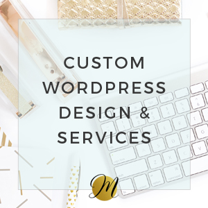 Custom Wordpress Websites by Moonsteam Design