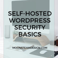 Self-Hosted WordPress Security Basics