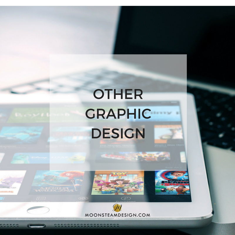 Other Graphic Design by Moonsteam Design