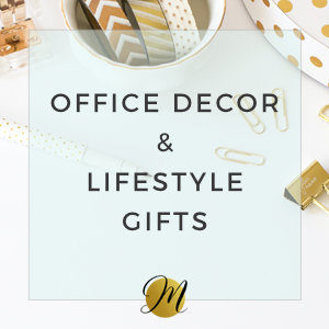 Office Decor & Lifestyle Gifts