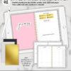 Simple Digital Planner by Moonsteam Design Studio